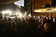 Mannheim. 31.12.15  In der Silvesternacht. Neujahrsfeier mit Konzerten und Partys.<br /> - Capitol mit der Silvestergala. 80er Feier<br /> <br /> Bild: Markus Prosswitz 31DEC15 / masterpress (Bild ist honorarpflichtig - No Model Release!)