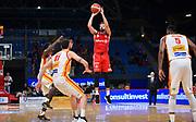 Daniele Cavaliero<br /> Carpegna Prosciutto Basket Pesaro - Allianz Pallacanestro Trieste<br /> Campionato serie A 2019/2020 <br /> Pesaro 5/01/2020<br /> Foto M.Ciaramicoli // CIAMILLO-CASTORIA