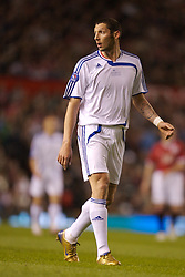 Manchester, England - Tuesday, March 13, 2007: Europe XI's Marco Materazzi during the UEFA Celebration Match at Old Trafford. (Pic by David Rawcliffe/Propaganda)
