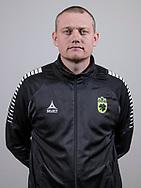 FODBOLD: Assistenttræner Thomas Myssing Falkenstjerne ved FC Taastrup FC's officielle fotosession den 15. marts 2018. Foto: Claus Birch