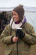 CHARLOTTE WILLS, Heythrop Point to Point. At a  new course at Cocklebarrow near Aldsworth. 11 January 2014