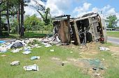 5.29.15-Garbage truck wreck