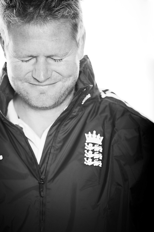 Matthew Hoggard England Fast Bowler Winner of The Ashes 2005
