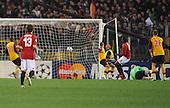 Roma v Arsenal