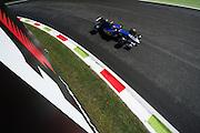 September 3-5, 2015 - Italian Grand Prix at Monza: Felipe Nasr (BRA), Sauber