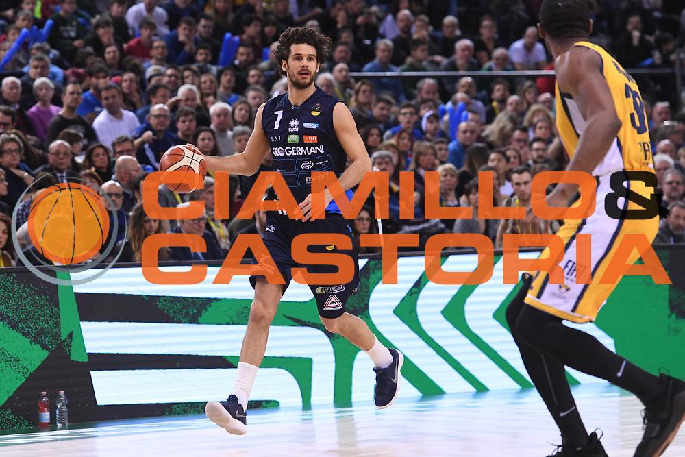 Vitali Luca<br /> Fiat Auxillium Torino - Germani Basket Brescia<br /> Postemobile Final 8 2018<br /> Firenze, 18/02/2018<br /> Foto Ciamillo-Castoria