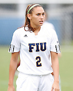 FIU Women's Soccer Vs. Denver who was undefeated until this Sunday October 16, 2011.  Denver faced a determined Panther squad.  The Panthers shut out Denver 1-0.