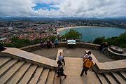 City images of San Sebastien, Spain taken in July 2017