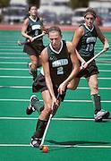 Liz Holtzman..Field Hockey.Ohio vs. Southwest Missouri State 9/10/01..Photo by: Scott Gardner