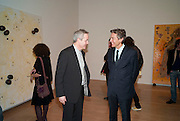 ANDREW NAIRNE; BEN BRADSHAW, Chris Ofili private view for the opening of his exhibition. Tate. London. 25 January 2010