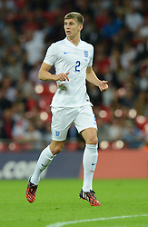 England's John Stones (Everton) - Photo mandatory by-line: Alex James/JMP - Mobile: 07966 386802 - 3/09/14 - SPORT - FOOTBALL - London - Wembley Stadium - England v Norway - International Friendly