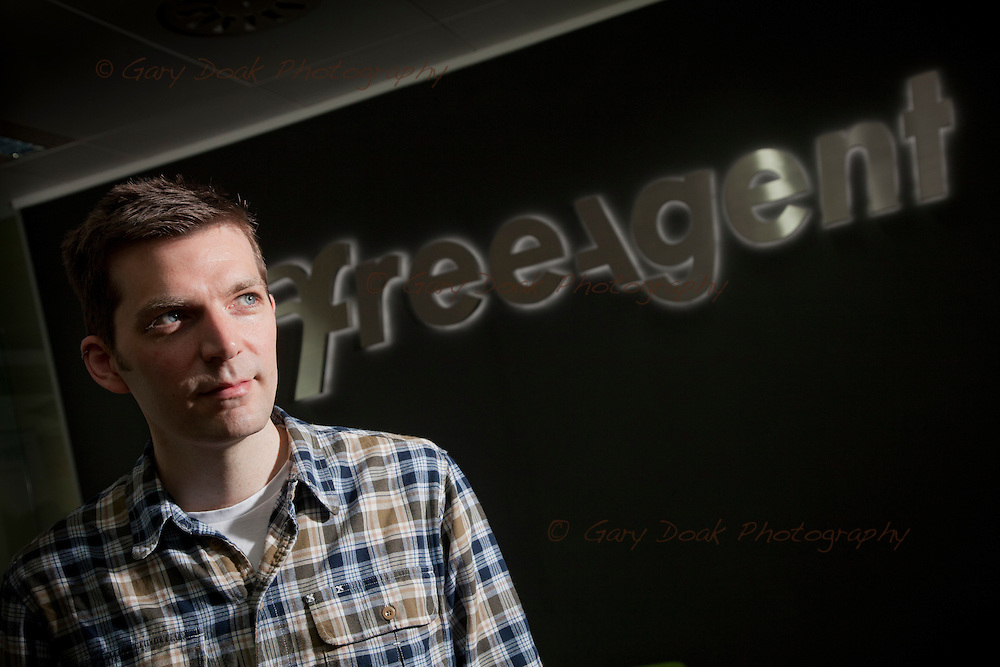 Olly Headey, co-founder and CTO of online accounting firm Freeagent