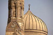 Mosques and minarets, Cairo, Egypt