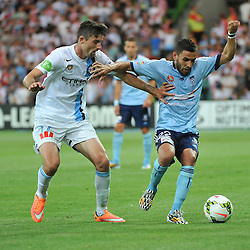 Melbourne City v Sydney FC | A League | 22 November 2014