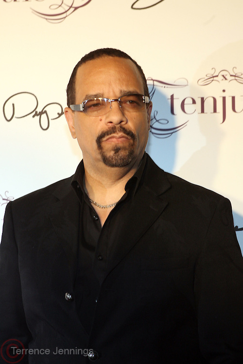Ice T at The Jermaine Dupri Birthday Celebrration held at Tenjune in New York City on September 23, 2008