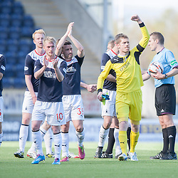 Falkirk 2 v 1 Raith Rovers, 19/4/2014