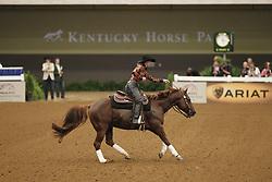ELZINGA Fenna, Smoking Kills<br /> Kentucky - Alltech FEI WEG 2010<br /> /Stefan Lafrentz
