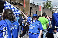 Cardiff City Promotion Parade - 13 May 2018