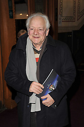 SIR DAVID JASON at the opening night of Totem by Cirque du Soleil held at The Royal Albert Hall, London on 5th January 2011.