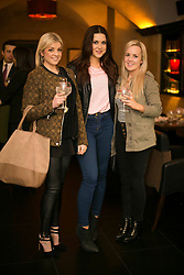 No fee for Repro 27/06/2013 <br /> Grainne Harte, Jo Linehan and Lisa O&rsquo;Neill are pictured at the relaunch of The Mint Bar at The Westin Dublin. Dublin&rsquo;s hottest cocktail bar, The Mint Bar is redefining Dublin&rsquo;s cocktail culture. Picture Andres Poveda