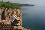 09: LAKE SUPERIOR PALISADE HEAD