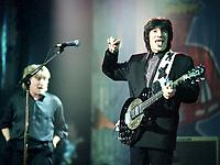 Ronnie Wood, The BRIT Awards 1993 <br /> Tuesday 16 Feb 1993.<br /> Alexandra Palace, London, England<br /> Photo: John Marshall - JM Enternational