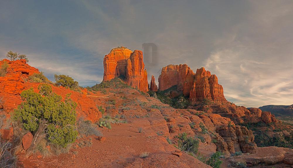 Cathedral Rock Ridge