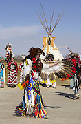 Tribes of  plains indians - Sioux, Dakota, Cree and Dene First Nation People, Wanuskewin Heritage Park, Saskatoon, Canada