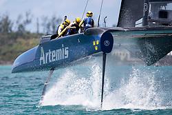 Artemis Racing. 23rd of May, 2017, Bermuda