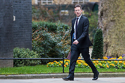 © Licensed to London News Pictures. 13/03/2018. London, UK. Attorney General Jeremy Wright on Downing Street for the Cabinet meeting. Photo credit: Rob Pinney/LNP
