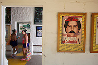 Former country estate of mafioso Pablo Escobar has been turned into an amusement park.