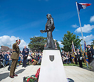 70th D-Day Commemoration - Coleville-Montgomery