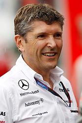 Motorsports / Formula 1: World Championship 2010, GP of Germany, Nick Fry (Mercedes GP Petronas)