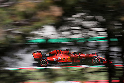 May 11, 2019 - Montmelò.Montmel&#Xf2, Catalunya, Spain - xa9; Photo4 / LaPresse.11/05/2019 Montmelo, Spain.Sport .Grand Prix Formula One Spain 2019.In the pic: Sebastian Vettel (GER) Scuderia Ferrari SF90 (Credit Image: © Photo4/Lapresse via ZUMA Press)
