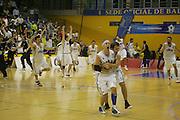Giochi del Mediterraneo Almeria 2005<br /> azioni di gioco<br /> nella foto: andrea pecile jacopo giachetti team