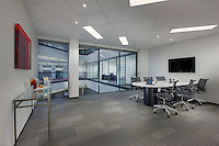 Business Suites Columbia Maryland interior image of reception area by Jeffrey Sauers of Commercial Photographics
