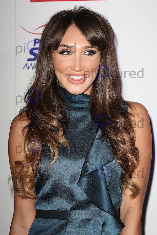Megan McKenna, Pride of Sport Awards, Grosvenor House Hotel, London UK, 07 December 2016, Photo by Richard Goldschmidt