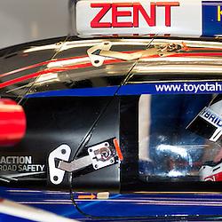 LMP1-TOYOTA RACING, Toyota TS030 - Hybrid, Hybrid, Drivers, Alexander Wurz (AUT), Nicolas Lapierre (FRA),.Free Practice 3 & Qual - FIA- World Endurance Series at Silverstone race circuit..13th April 2013 WAYNE NEAL | STOCKPIX.EU