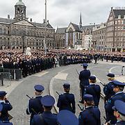 NLD/Amsterdam/20170504 - Nationale Herdenking 2017, overzicht