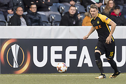 September 14, 2017 - Bern, Schweiz - Bern, 14.09.2017, Fussball Europa League, BSC Young Boys - Partizan Belgrad, YBs Christian Fassnacht  (Credit Image: © Pascal Muller/EQ Images via ZUMA Press)