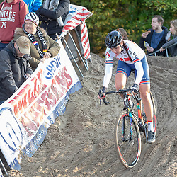 04-11-2018: Wielrennen: EK veldrijden: Rosmalen<br />Nikki Bammeier