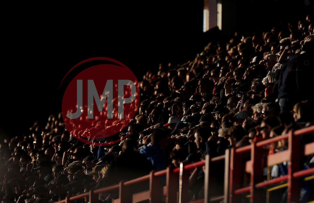 Fans - Photo mandatory by-line: Joe Meredith/JMP - Mobile: 07966 386802 - 20/05/2015 - SPORT - Rugby - Bristol - Ashton Gate - Bristol Rugby v Worcester Warriors - Greene King IPA Championship - Play-Off Final