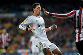 League BBVA round 12: Real Madrid vs Athletic Club Bilbao (5-1)
