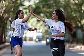 06.05.2018, Mumbai : WFLWR 2018 App Run