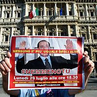 Corte di Cassazione, attesa per la sentenza a Berlusconi