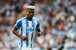 Huddersfield Town's Steve Mounie - Mandatory by-line: Matt McNulty/JMP - 20/08/2017 - FOOTBALL - John Smith's Stadium - Huddesfield, England - Huddersfield Town v Newcastle United - Premier League
