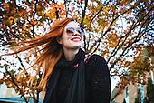Hannah | Fall Portraits