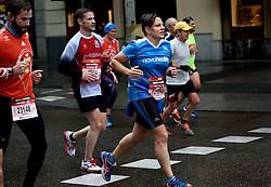 26-04-2015 NED: We Run 2 Change Diabetes NY 2015, Arnhem<br /> We run to change diabetes, training op de halve marathon van Madrid met de groep hardlopers van Novo Nordisk Spanje die op 1 november 2015 hun grenzen gaan verleggen in de marathon van New York /