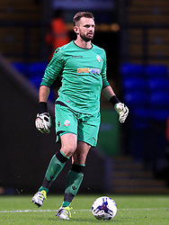 Mark Howard of Bolton Wanderers - Mandatory by-line: Matt McNulty/JMP - 26/07/2016 - FOOTBALL - Macron Stadium - Bolton, England - Bolton Wanderers v Burnley - Pre-season friendly