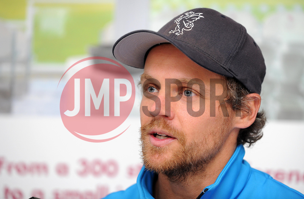 Somerset's James Hildreth Photo mandatory by-line: Harry Trump/JMP - Mobile: 07966 386802 - 11/05/15 - SPORT - CRICKET - Somerset v New Zealand - Day 4 - The County Ground, Taunton, England.
